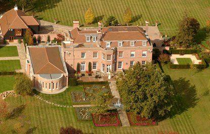 David Beckham's House | Celebrity Homes | Celebrity Houses | CelebHomes.net