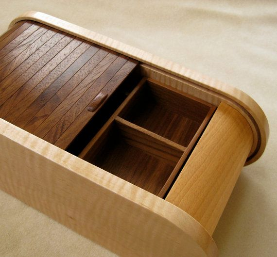 17 best ideas about wooden jewelry boxes on pinterest - Handmade jewellery box ideas ...