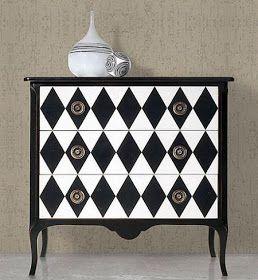Crea decora y hazlo tu mismo muebles pintados a mano - Hazlo tu mismo muebles ...