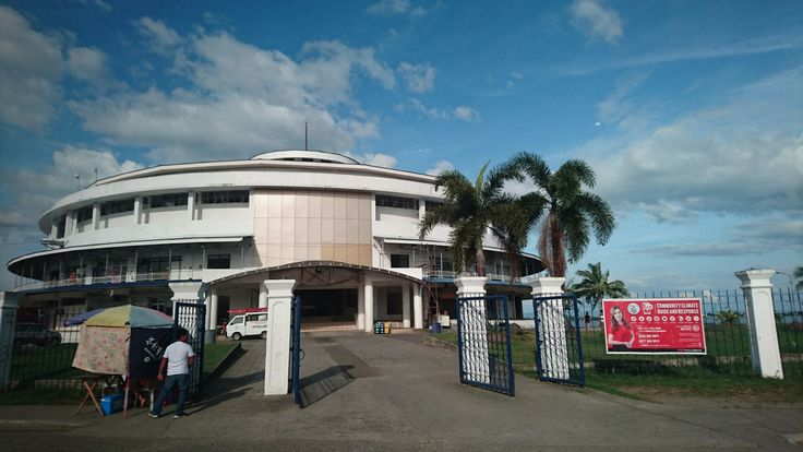 Community centre, Tacloban