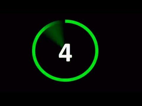 How to make a power point countdown timer - YouTube