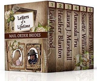 MAIL ORDER BRIDES: Letters of a Lifetime (6 Inspirational Historical Western Mail Order Bride Romances) #ebooks #kindlebooks #freebooks #bargainbooks #amazon #goodkindles