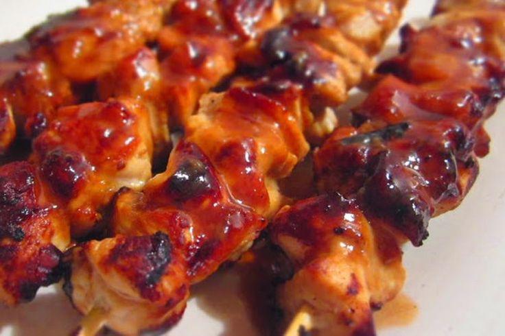 Spiedini di carne e verdure al miele con Albugnano rosso Phttp://buff.ly/2jYq4Lg #vino #recipe