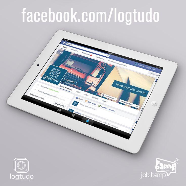 #JobdaBamp - LogTudo