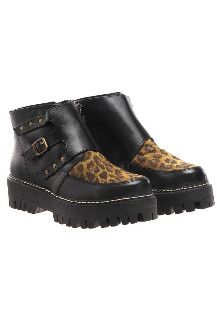 #zapatos BOTIN FILOMENA NEGRO / CÓDIGO 150Z0346-NE0 http://www.guiapurpura.com.ar/viamo