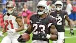 NFL games today Week 6 scores schedule updates: Adrian Peterson re-introduces himself