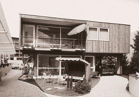 38 besten huf haus house bilder auf pinterest moderne h user architektur und hausbau. Black Bedroom Furniture Sets. Home Design Ideas