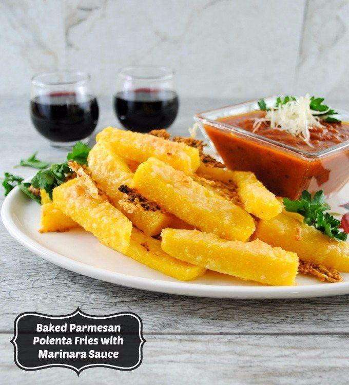 1000 ideas about polenta fries on pinterest polenta baked polenta and polenta ideas - Baked polenta cheese recipes ...