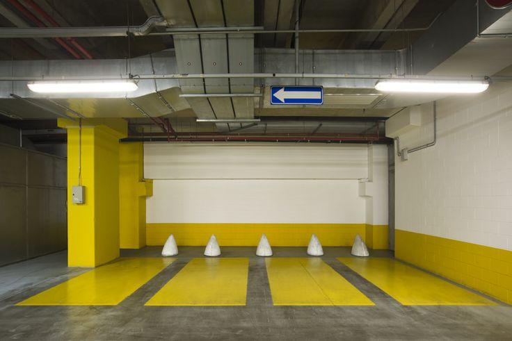 https://flic.kr/p/obFNzR | Centro Sarca - restyling parcheggi e lobby di ingresso