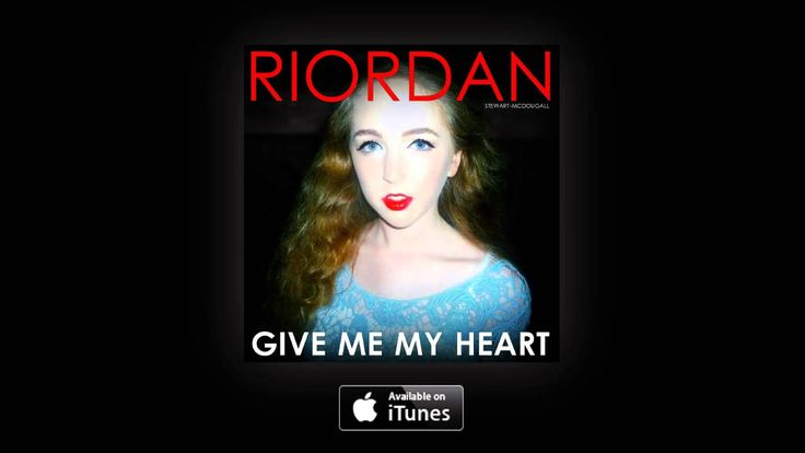 "My new single, ""Give Me My Heart""!!!!!"
