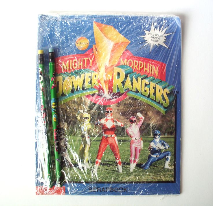 Vintage Scholastic Power Rangers Picture Book Mint in Original Plastic by PoorLittleRobin on Etsy https://www.etsy.com/listing/158656020/vintage-scholastic-power-rangers-picture