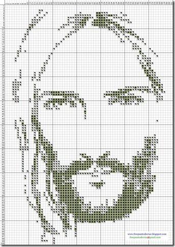 Jesucristo - Punto de cruz 2 (4)