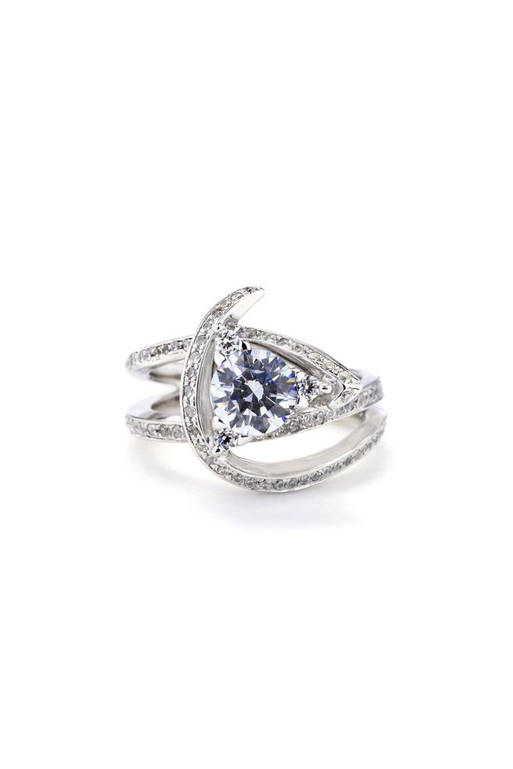 best 25 unconventional engagement rings ideas on. Black Bedroom Furniture Sets. Home Design Ideas