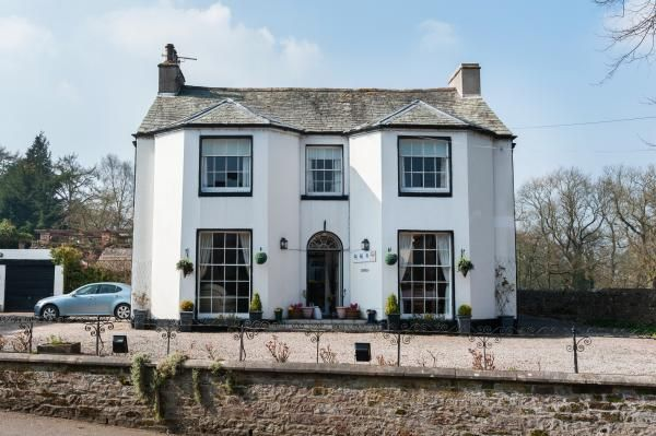 Classic Georgian bed & breakfast ,Bongate House, Appleby in Westmorland. www.iknow-lakedistrict.co.uk