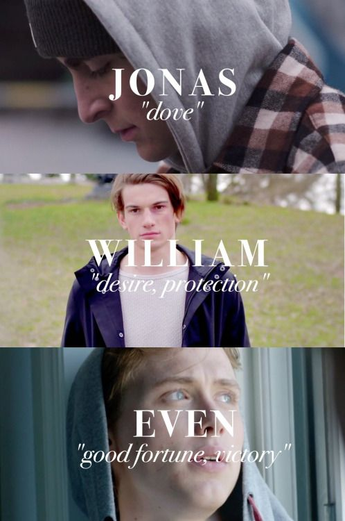 William all the way!! #skam