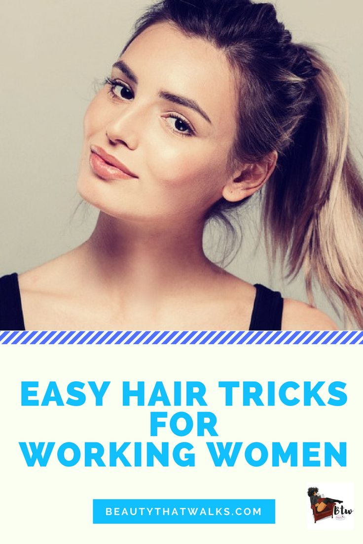 Among the many struggles of being a woman, one major issue is the hair. This statement is not a joke and almost every girl will agree to it. On top of that, when you're a working woman, there is a lot more to face than just messy hair.