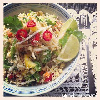 Cauliflower 'Fried' Rice