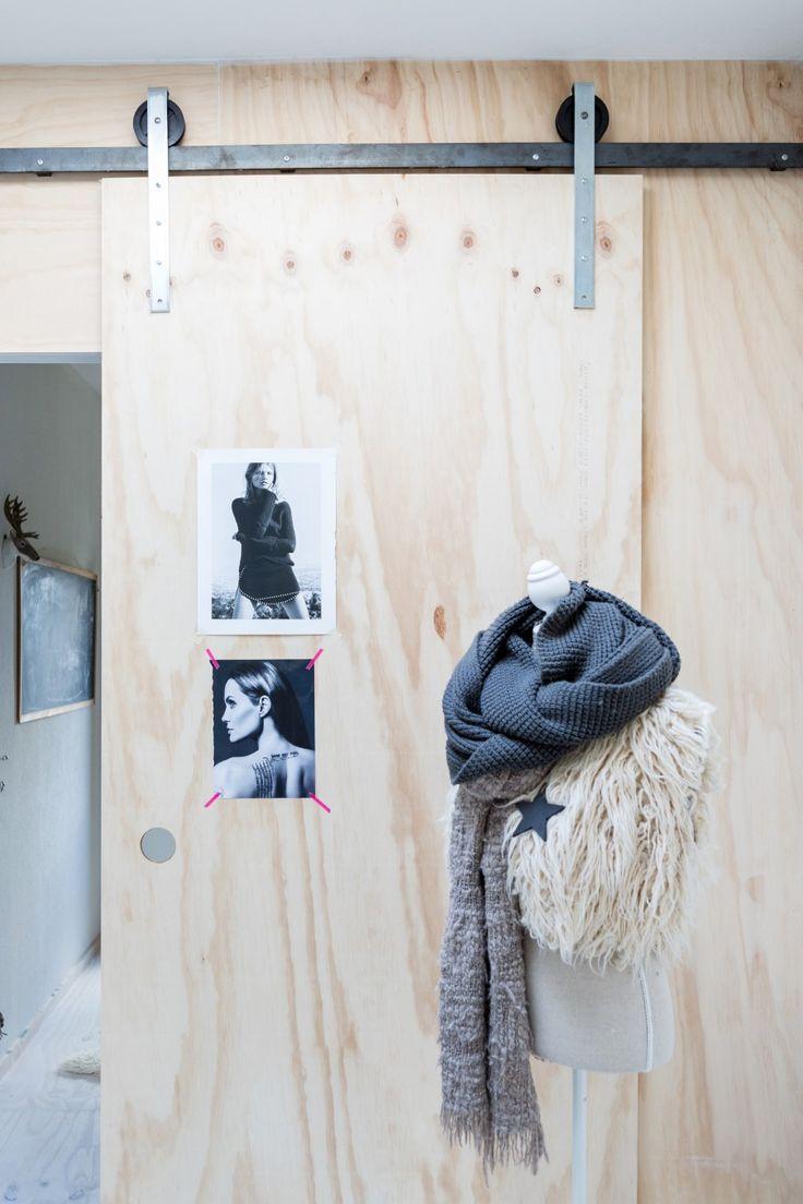 Binnenkijken in een stoer eigentijds huis