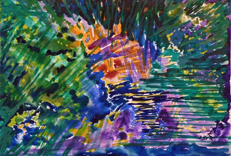 Jan Valik, 30 x 40 cm, Watercolour paper, 2014