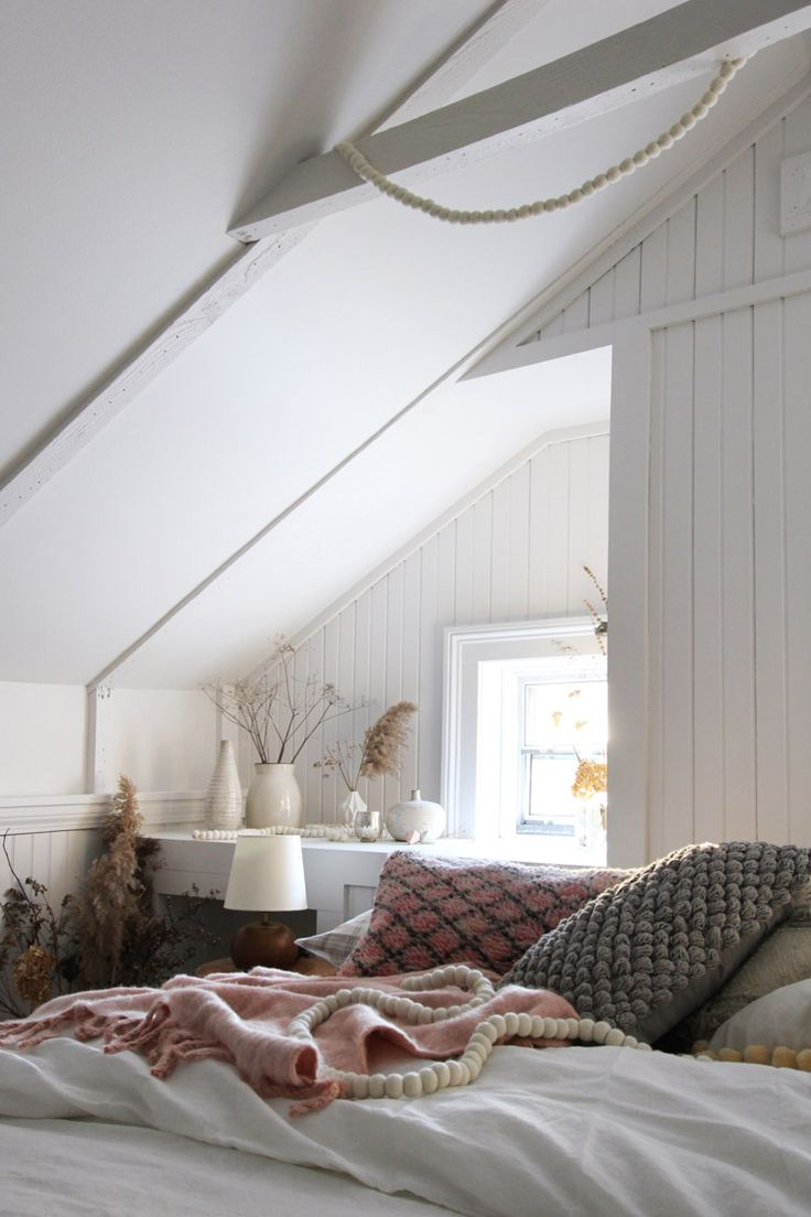 a holiday bedroom with jersey ice cream co west elm