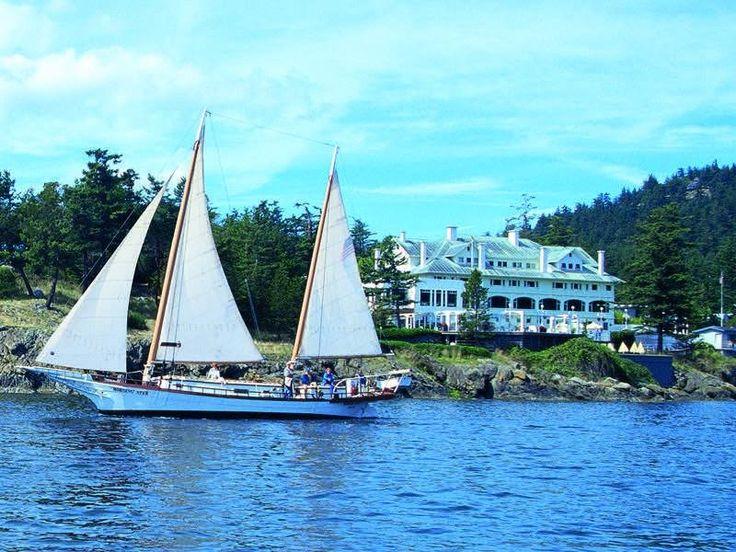 Top 8 resorts and hotels in American San Juan Islands