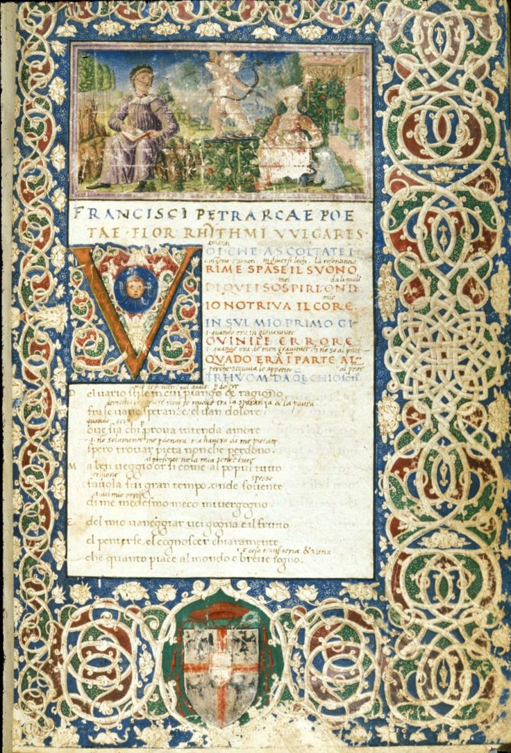 Petrarch... Rime and Trionfi