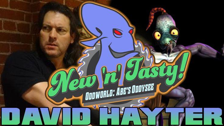 Remember when David Hayter was on Oddworld: New 'n' Tasty? #MetalGearSolid #mgs #MGSV #MetalGear #Konami #cosplay #PS4 #game #MGSVTPP