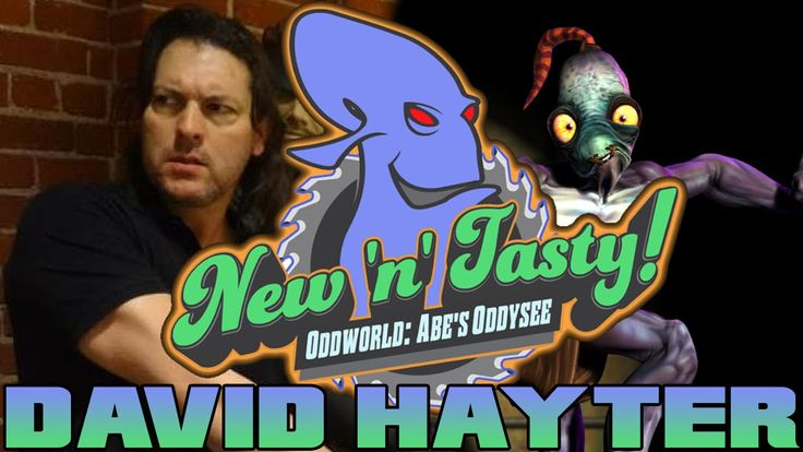 Remember when David Hayter was on Oddworld: New 'n' Tasty? #MetalGearSolid #mgs #MGSV #MetalGear #Konami #cosplay #PS4 #game #MGSVTPP
