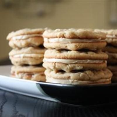 Oatmeal Peanut Butter Cookies III recipes-i-want-to-try