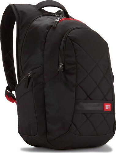 Case Logic DLBP-116 16-Inch Laptop Backpack (Black) - List price: $59.99 Price: $30.90 + Free Shipping