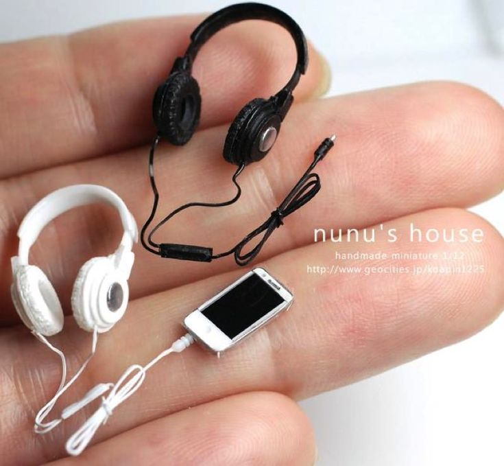 Wow! These would be perfect for my LPS! These headphones would look so cute on my LPS! These are so cool!