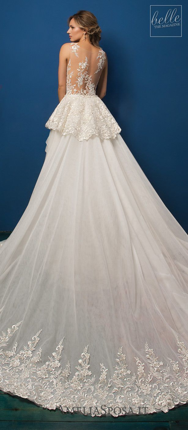 Amelia Sposa Wedding Dresses 2019 Belle The Magazine Amazing Wedding Dress Amelia Sposa Wedding Dress Online Wedding Dress