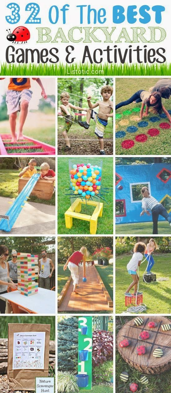 Some of the Best Things in Life are Mistakes: Ideas for Summer Fun