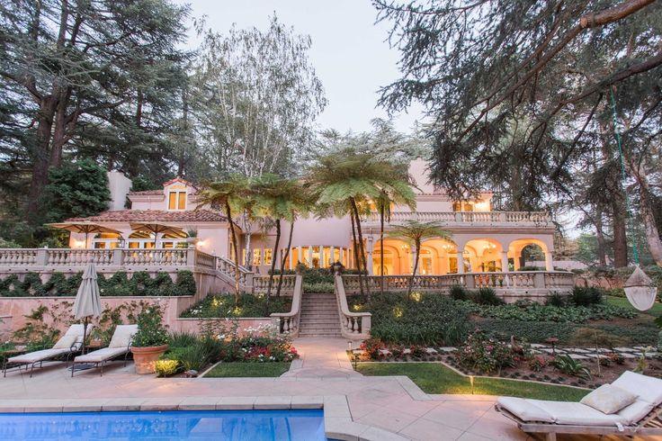 La maison luxueuse Kevin Costner Les maisons de stars dans lesquelles on aimerait habiter