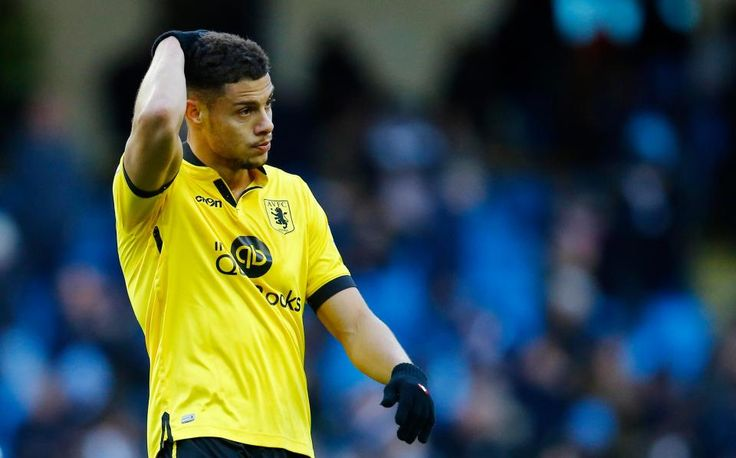 Middlesbrough close in on 6million move for Aston Villa striker Rudy Gestede