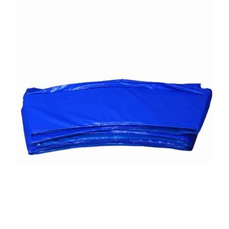 15' Trampoline Safety Pad / Spring Cover - Blue by Aosom. $49.97. 15' Trampoline Safety Pad / Spring Cover - Blue  If your pad has been in torn or ruptured condition, substitute this brand new pad for the old one!   It is able to give the maximum protection to the kids, teens or adults from bouncing out of the mat and being scratched by the spring hooks when they are enjoying the trampoline!  Features: · Fits: 15' Round Trampoline, of All Brands · Pad Width 13 inch · Thickn...