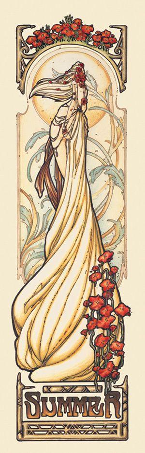 the four seasons- Brandi Milne
