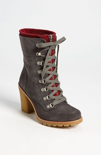UGG® Australia Fabrice Boot (Women) available at #Nordstrom.. i have these!!