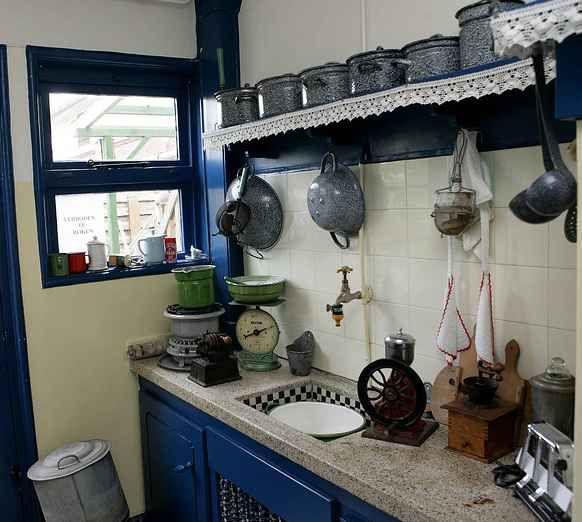 Keuken, steeds meer onderdeel van wonen