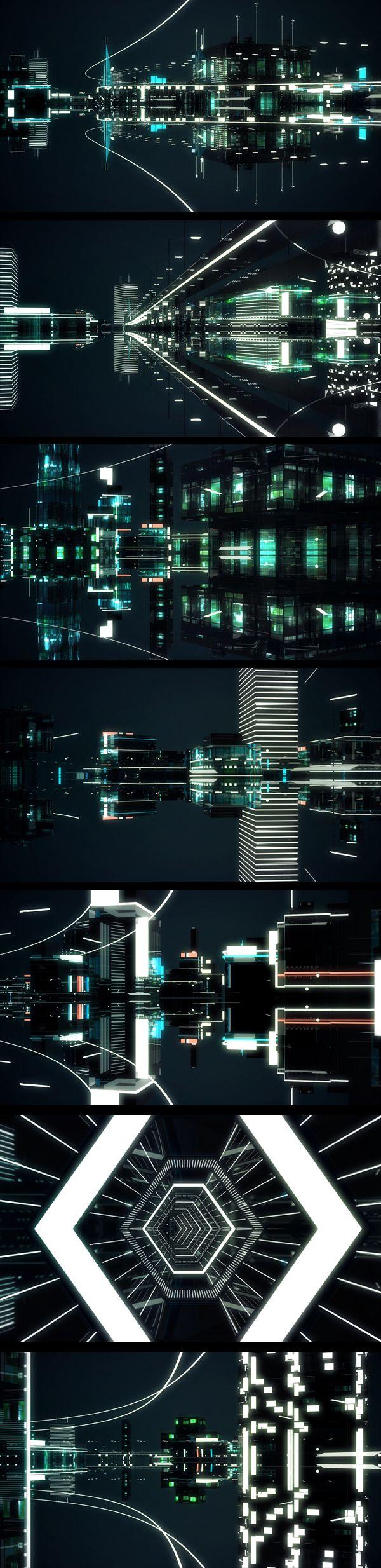 Night Channel id on Behance