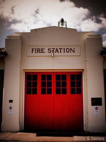 Guildford Fire Station, Perth #Australia