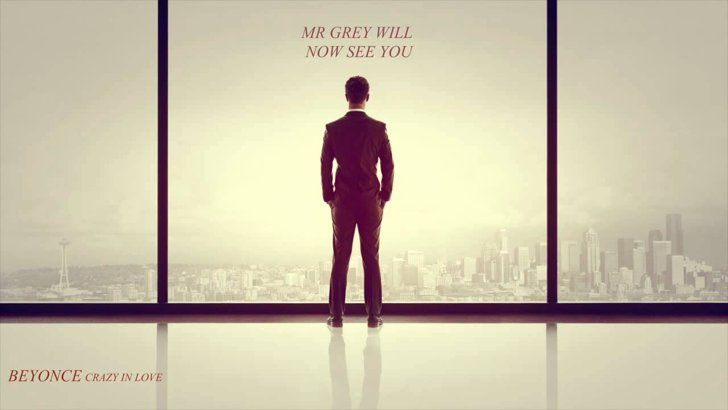"Pin for Later: Listen to the Songs From the Fifty Shades of Grey Soundtrack ""Crazy in Love"" (2014 Remix) by Beyoncé"