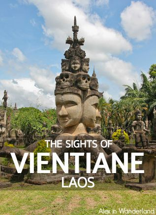 I arrived in Vientiane with a mission. I had a to-do list, a carefully combed guidebook, and a curated list of must-have experiences. I was going to fall wildly in love with this capital metropolis. I was going to adore this city, so help me God, and nothing was going to stop me.