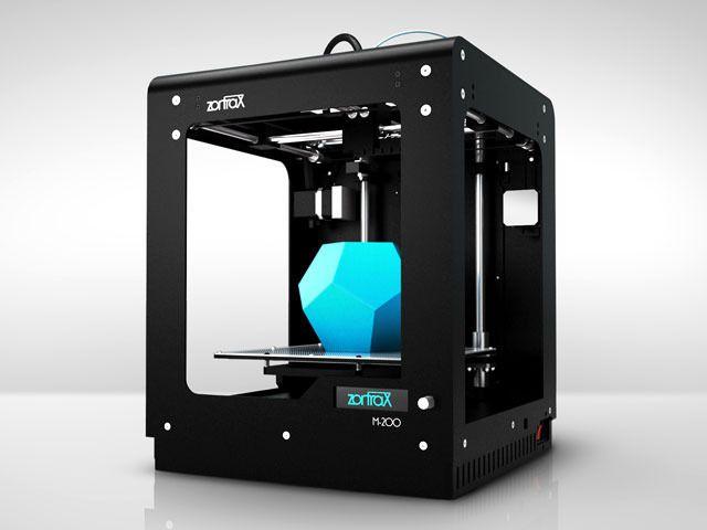 Zortrax M200 - professional desktop 3D printer by Zortrax — Kickstarter