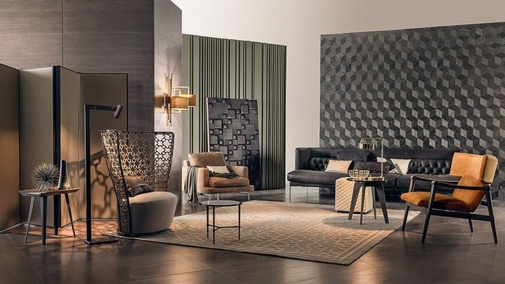 3d effekte an der wand tapeten wand bodenbel ge pinterest wandgestaltung. Black Bedroom Furniture Sets. Home Design Ideas