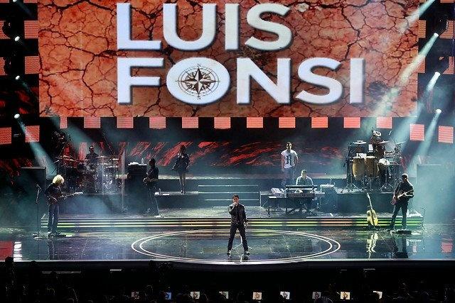 Luis Fonsi en el Festival de Vina 2012