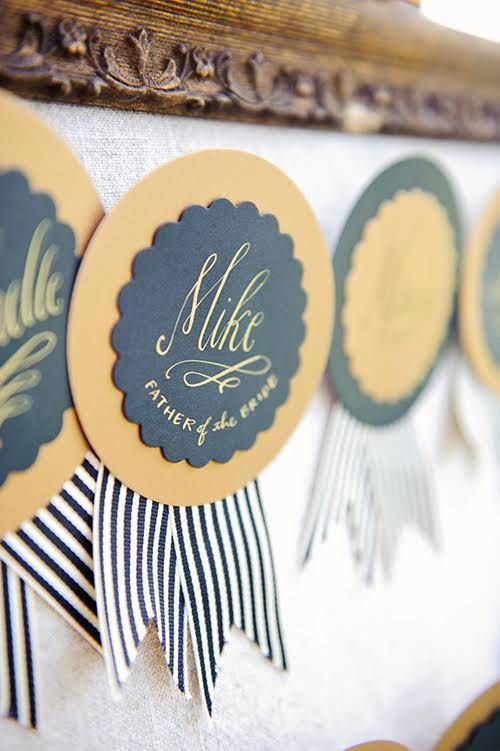 These are SUPER CUTE IDEAS!!!!  6 Ways to Make Your Rehearsal Dinner as Memorable as the Wedding Itself