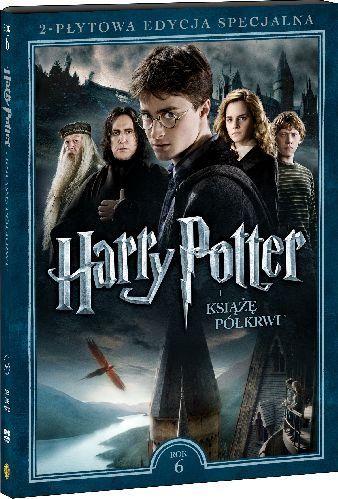 Harry Potter i Książę Półkrwi (2-płytowa edycja specjalna) - Yates David , tylko w empik.com: 37,49 zł. Przeczytaj recenzję Harry Potter i Książę Półkrwi (2-płytowa edycja specjalna). Zamów dostawę do dowolnego salonu i zapłać przy odbiorze!