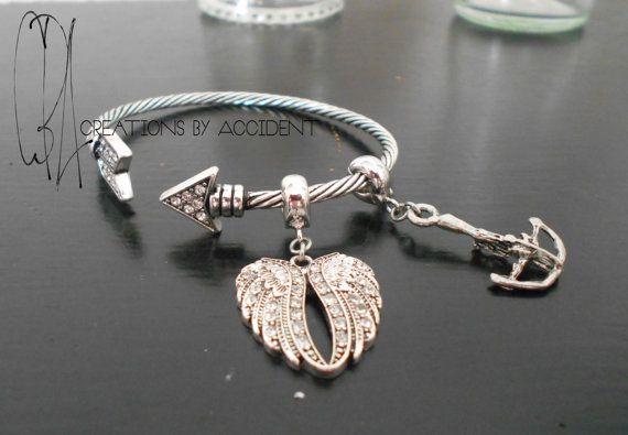Bracelet de Daryl Daryl Dixon  Zombie par CreationsbyAccident