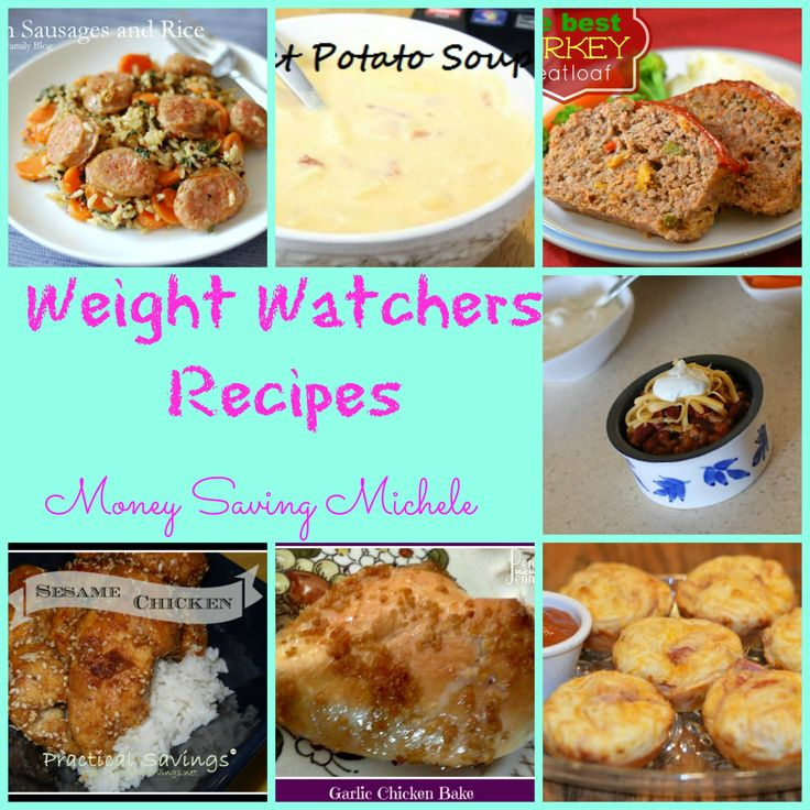 Weight Watchers Recipes Collection